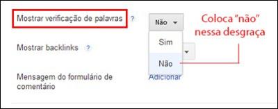 Como remover o CAPTCHA