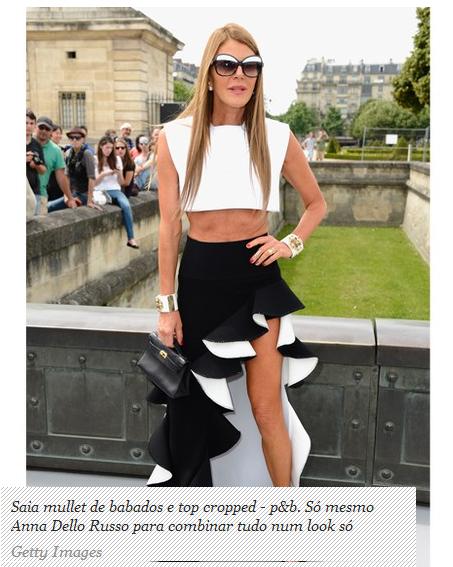 Desfile da Chanel em Paris