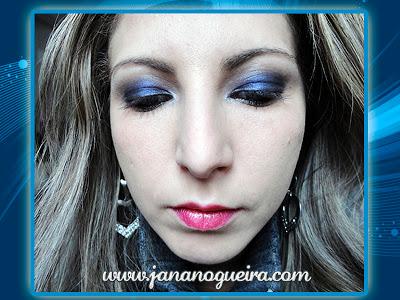 Make- Olhão azul