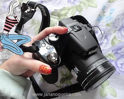 Minha nova Câmera!!