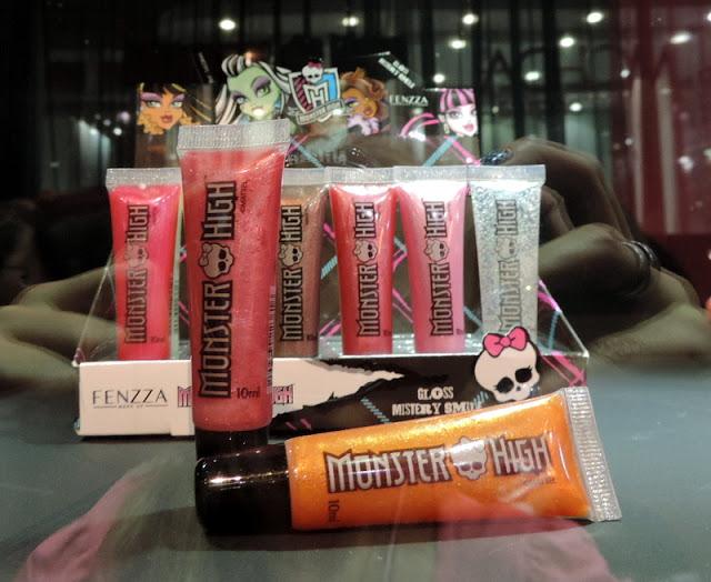 Lançamentos da Fenzza na Beauty Fair