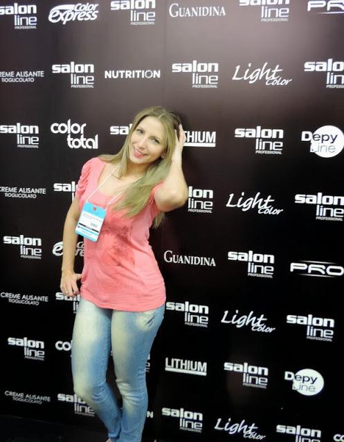 Marroquina Defrisagem Gradativa Salon Line- Milagrosa e Lançamentos Beauty Fair por Jana Nogueira