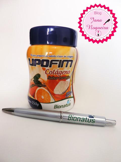 Parceria com Bionatus - Lipofim