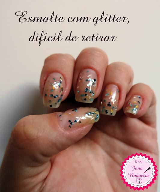 removedor de glitter
