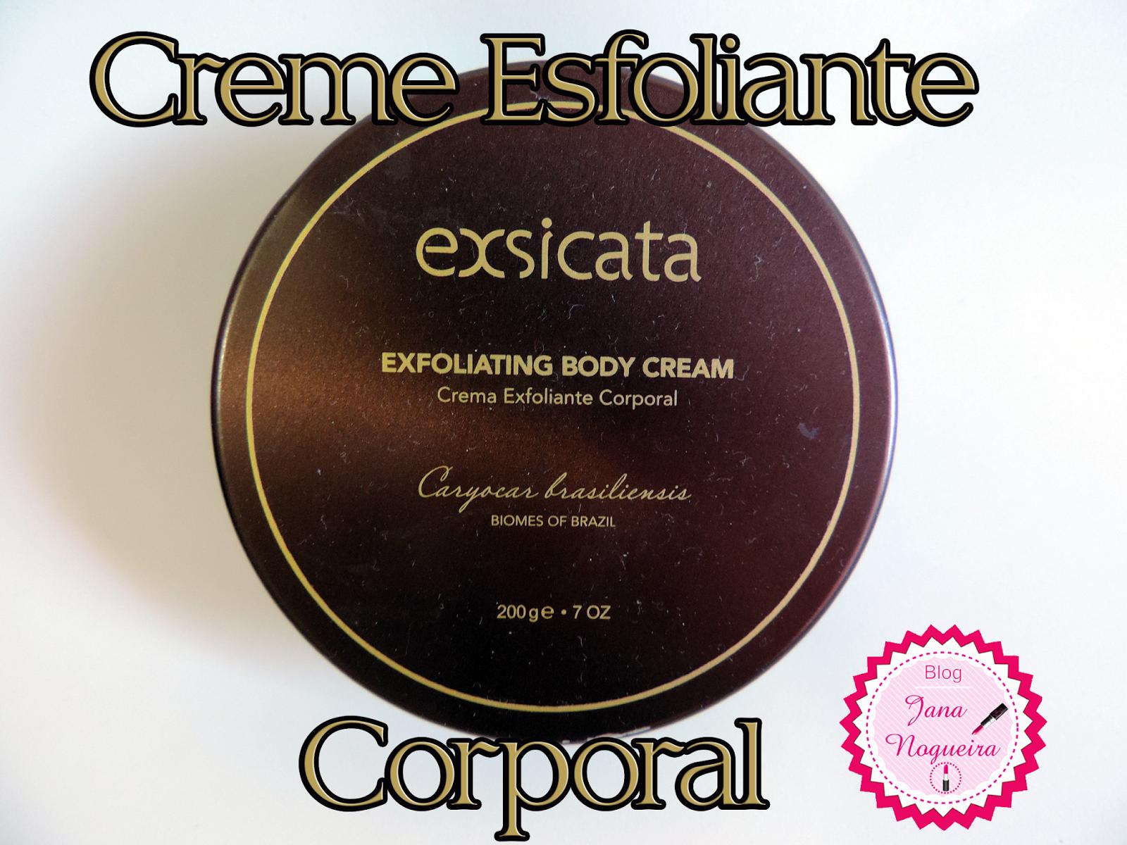Esfoliante Corporal Exsicata - The Best!