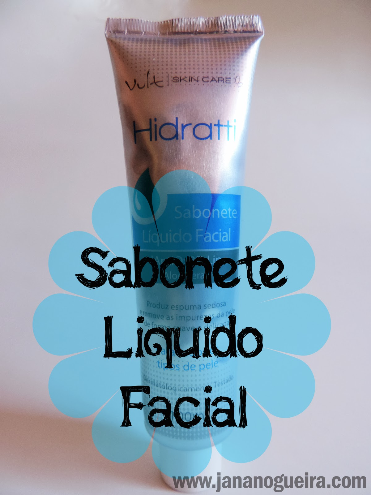 Sabonete Líquido Facial- Vult
