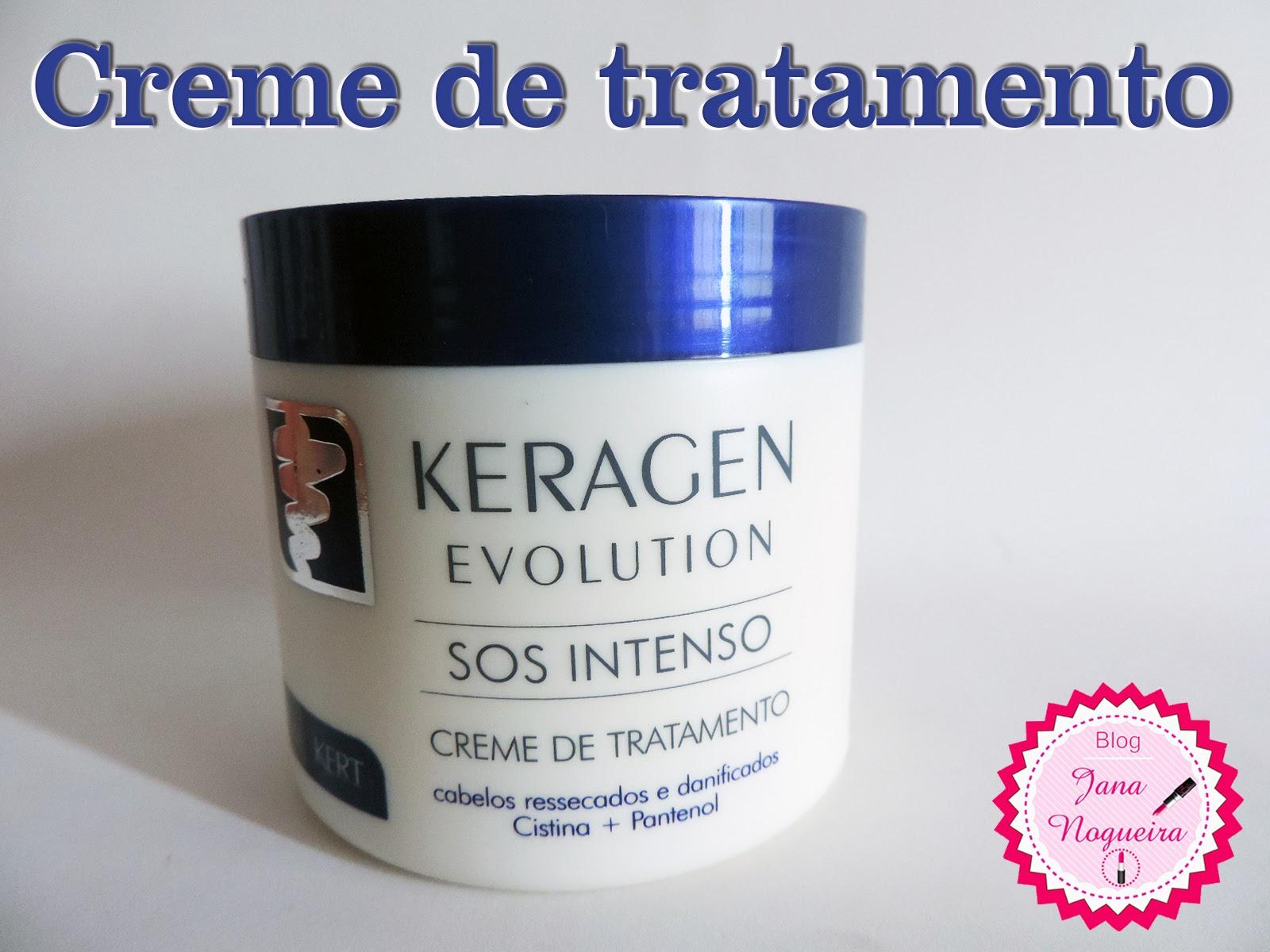 SOS para os cabelos - Recebidos Kert