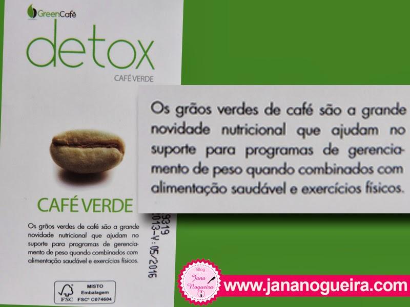 Café Verde - Detox
