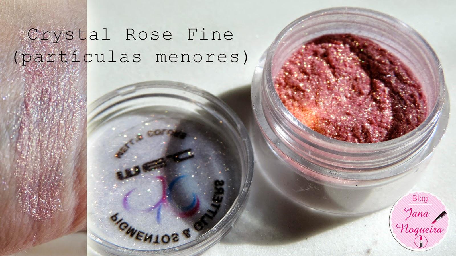 pigmento rosa dourado