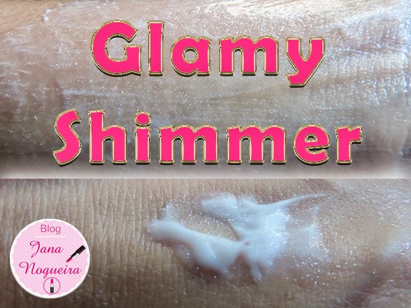 Loção iluminadora Glamy Shimmer