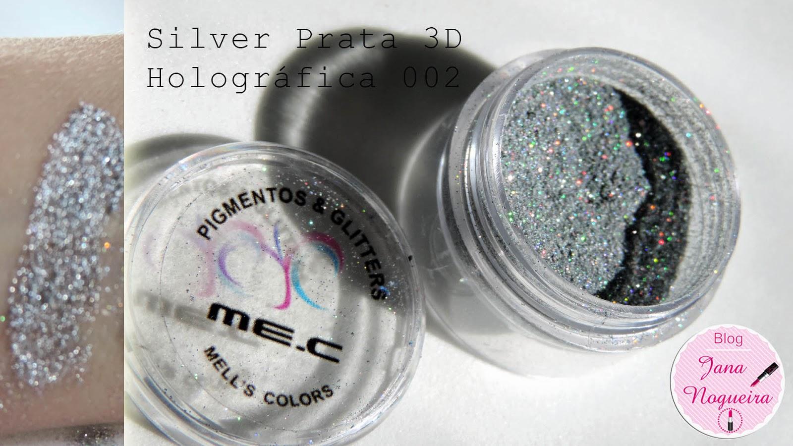 pigmento silver prata
