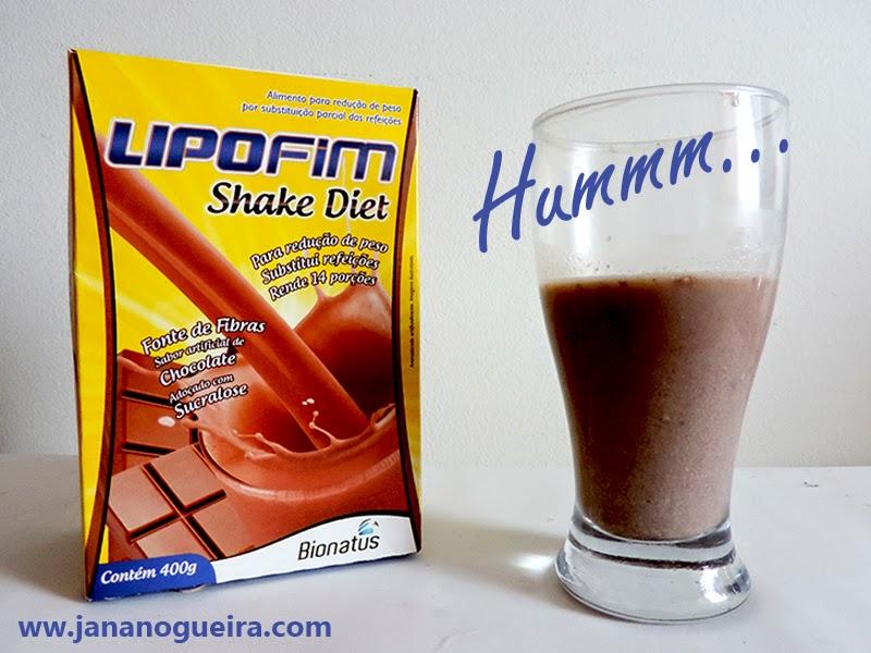 Shake Diet - Lipofim