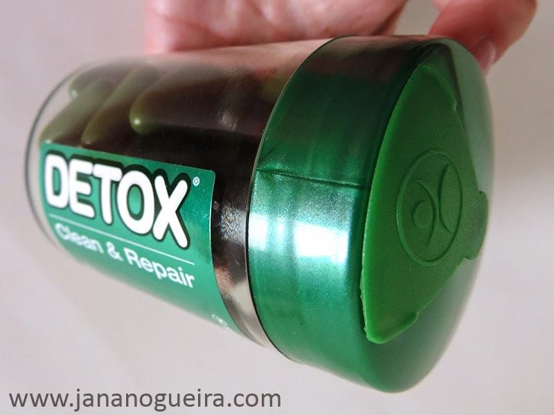 Detox em Cápsulas da Smartlife!