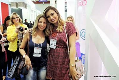Blogueiras que encontrei na Beauty Fair