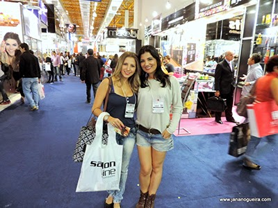 Blogueiras que encontrei na Beauty Fair
