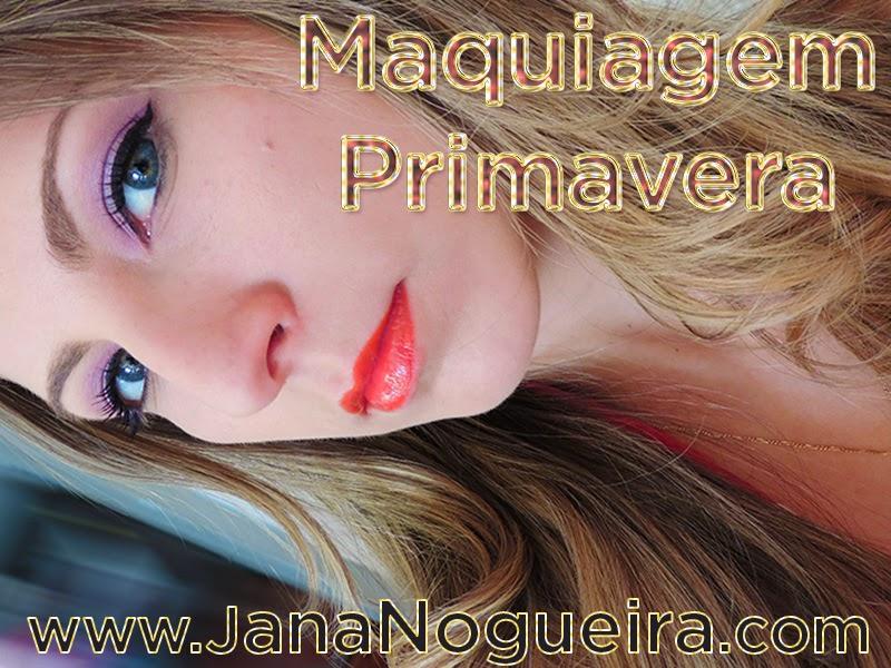 Maquiagens Jafra Cosméticos para Primavera