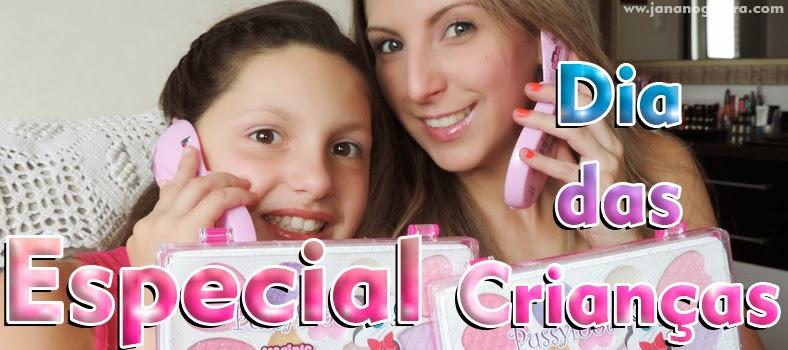 maquiagem de criança