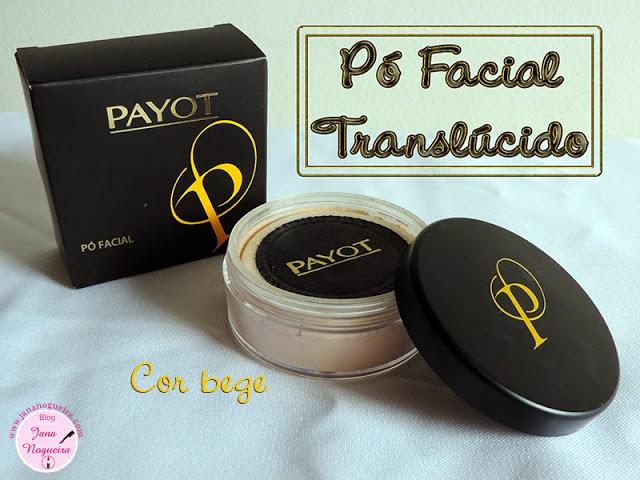 Novidades de Maquiagem Payot!
