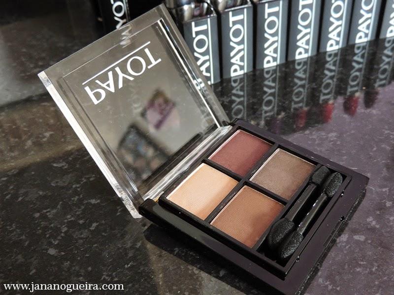 Nova coleção de Maquiagem Colors Up  -  Payot