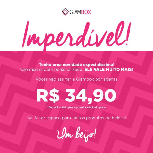 Glambox Abril - PatBO