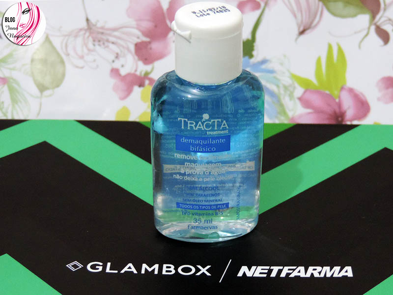 Minha Glambox de Julho - Netfarma