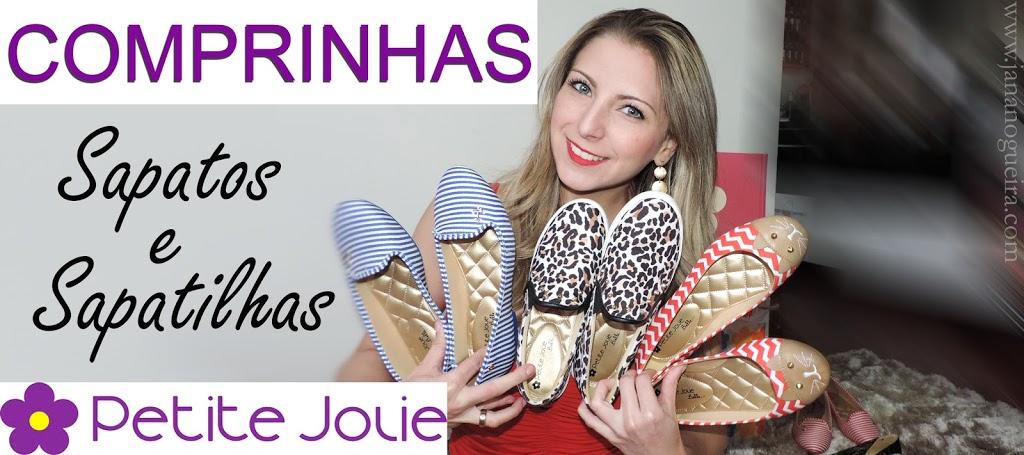 Comprinhas de sapatilhas Petite Jolie
