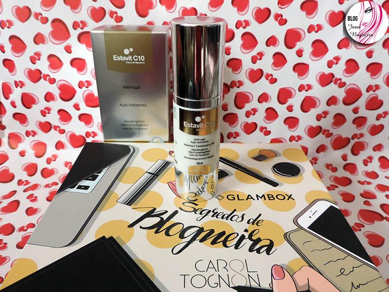 Minha Glambox de Outubro - Segredos de Blogueira