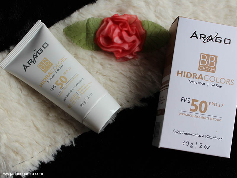bb cream arago cosmeticos