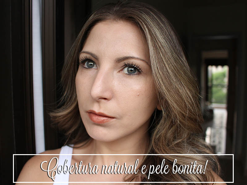 bb cream cobertura natural