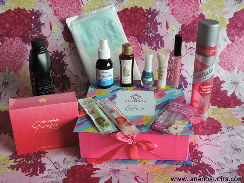glambox maio 2016 fashion &health