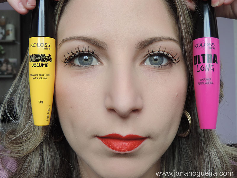 mascaras koloss ultra long mega volume