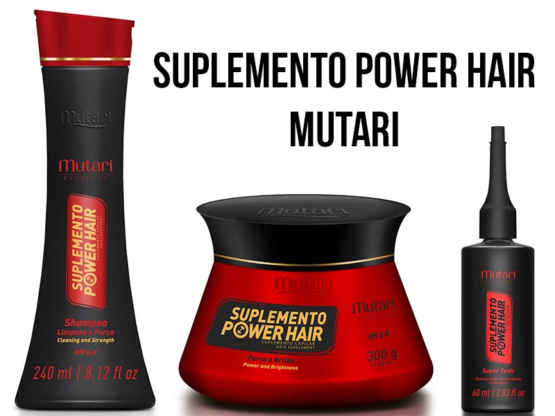 Suplemento Power Hair