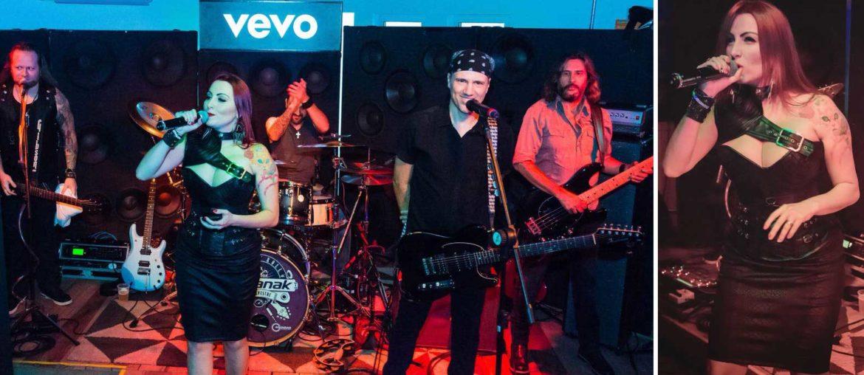 Banda Almanak lança seu primeiro videoclipe na sede Vevo