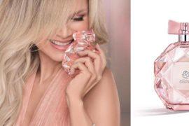 """Apresentadora Eliana assina """"Quartzo"""": seu novo perfume feminino com a Jequiti"""