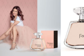 A atriz e apresentadora Fernanda Souza estreia seu primeiro perfume feminino com a Jequiti