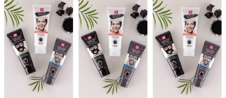 RK by KISS lança produtos de limpeza facial com carvão ativado