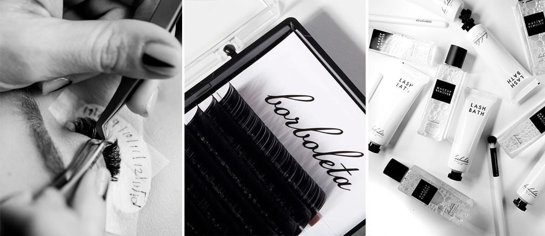 Brasil recebe 1ª unidade de marca de EYLASHES americana, Borboleta Beauty