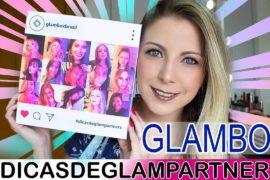 Minha Glambox de Novembro 2018 #DicasdeGlampartners +Cupom de Desconto